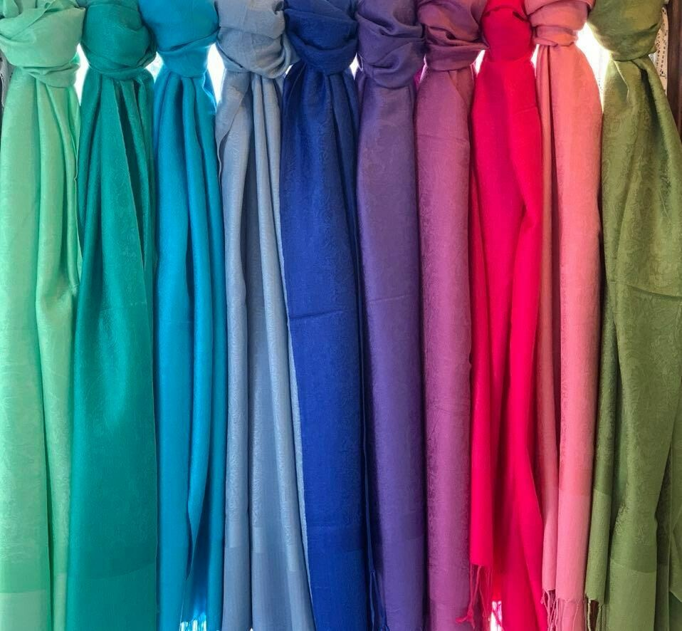 Pashmina Scarves Summer Collection
