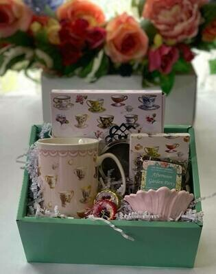 Pretty in Pink Gift-tea