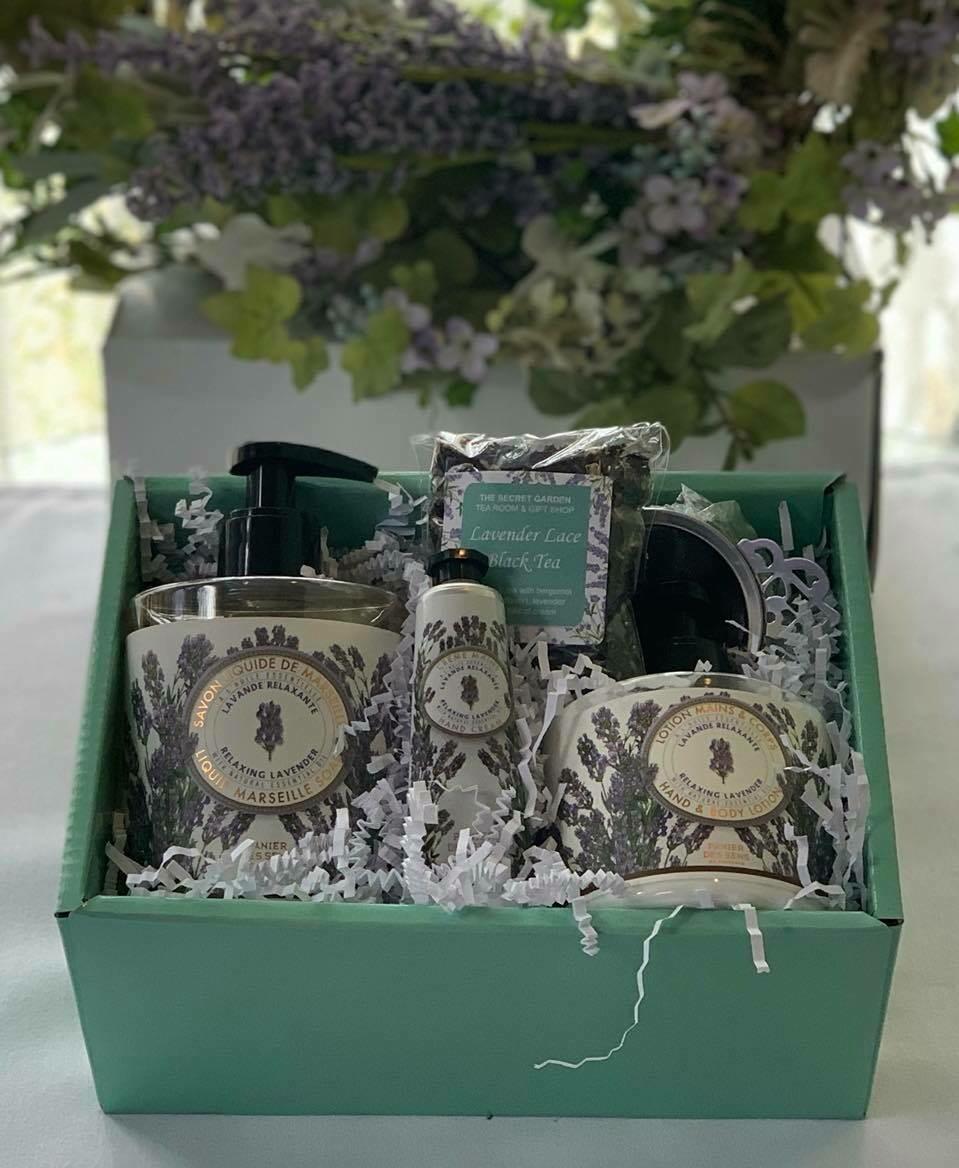 Lavender Lace Gift-tea