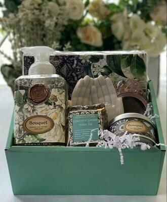White Flower Gift-tea