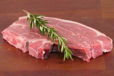 BBQ Lamb Chops