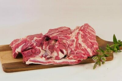 Butterfly Lamb Shoulder