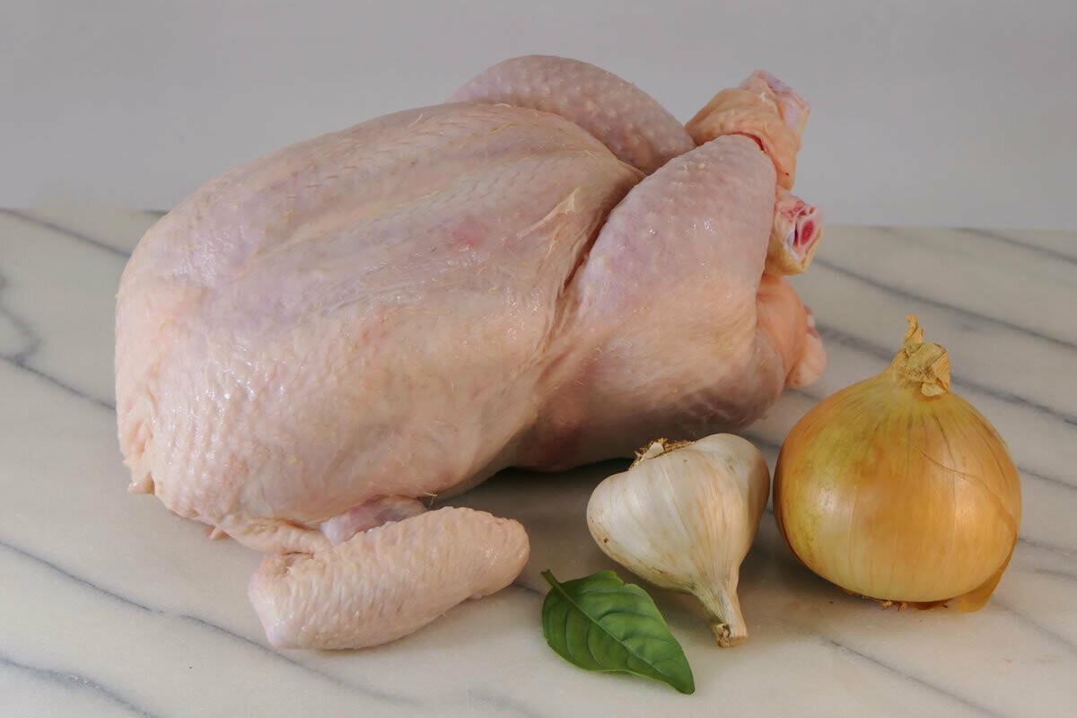 Whole Chicken Size 20