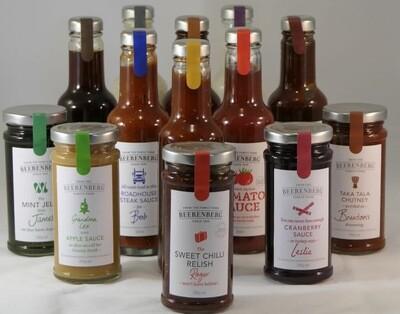 Beerenburg Cranberry Sauce