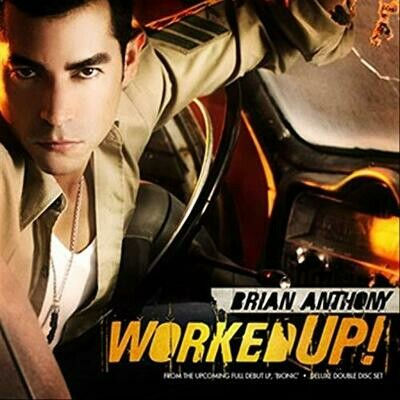 Worked Up! Single CD Single