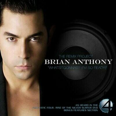 WhatsitgonnaB? (I'm So Ready) CD Single