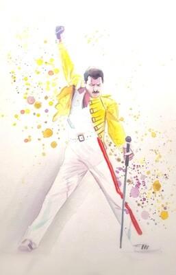 Freddie Mercury/ Limited edition