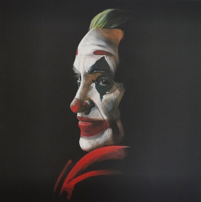 Joker /Limited edition print 1/100 pieces