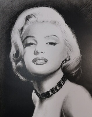 Marilyn Monroe /Limited edition print 1/100 pieces