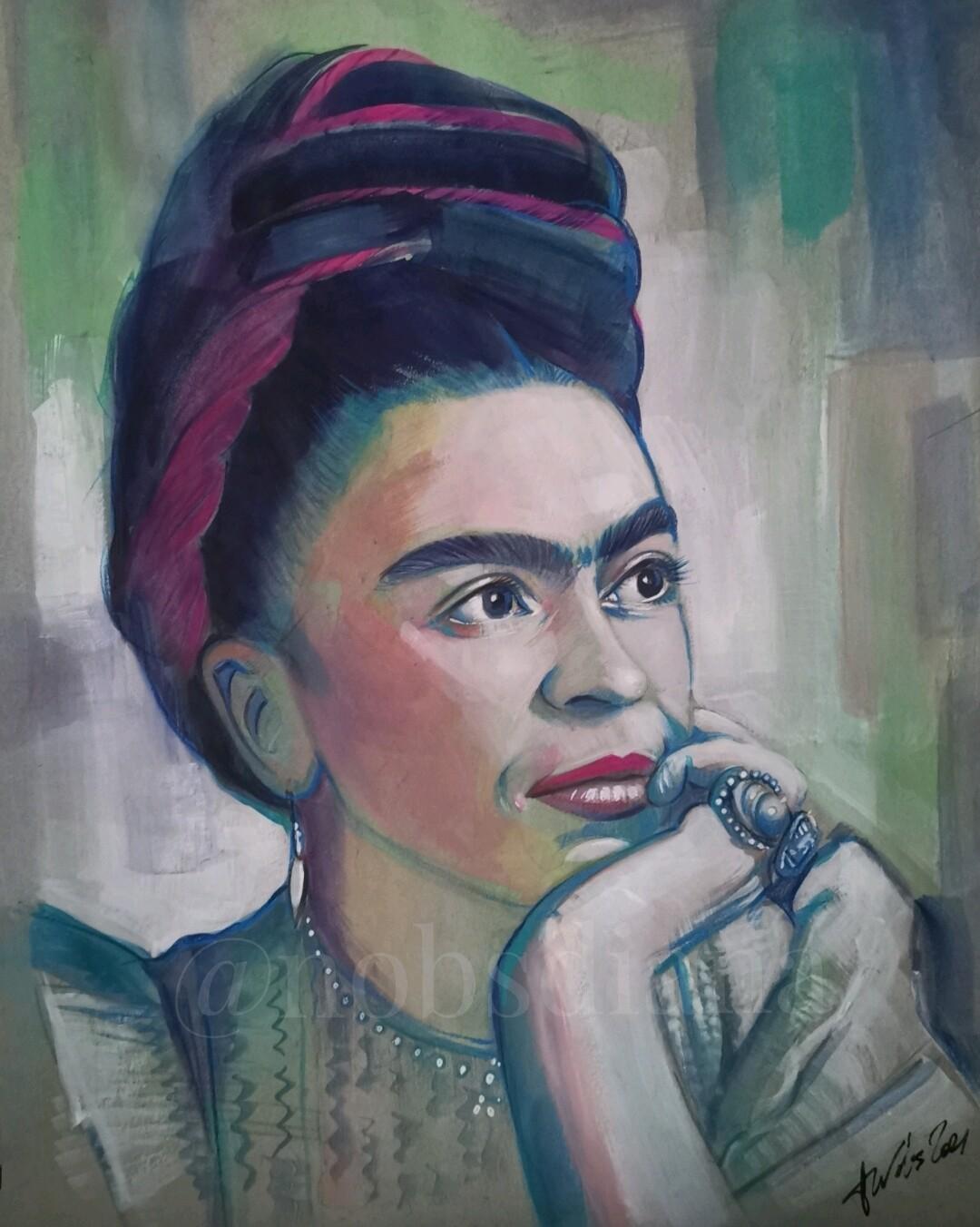 Frida Kahlo /ORIGINAL