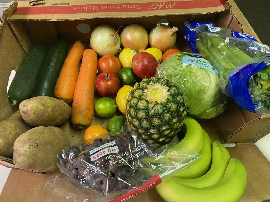 Produce Box Week of May 11-15