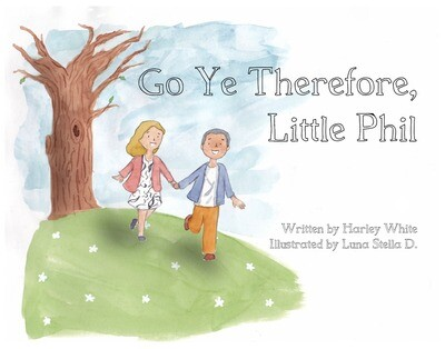 Go Ye Therefore, Little Phil, Print Copy