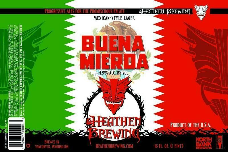 Buena Mierda 4-Pack 16oz Cans