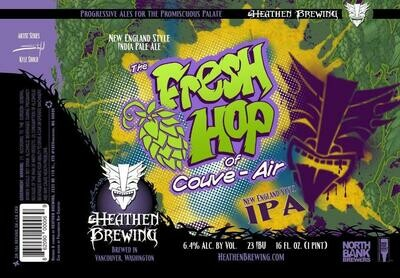 Fresh Hop of Couve-Air 4-Pack 16oz Cans
