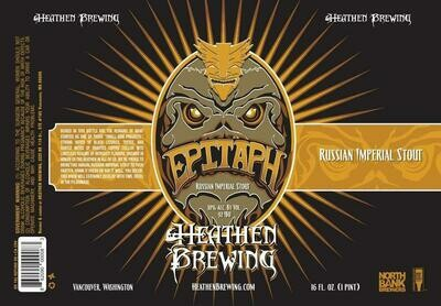 Epitaph 2020 - 4-pack 16oz Cans