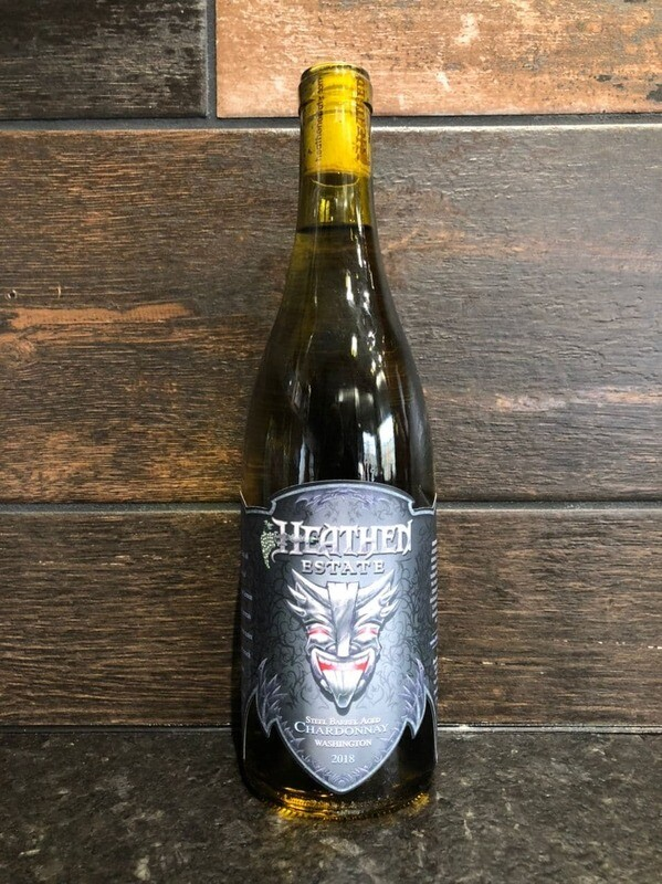 2018 Chardonnay Stainless Steel Aged - 750ml