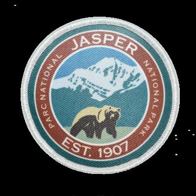 Centennial Logo Patch