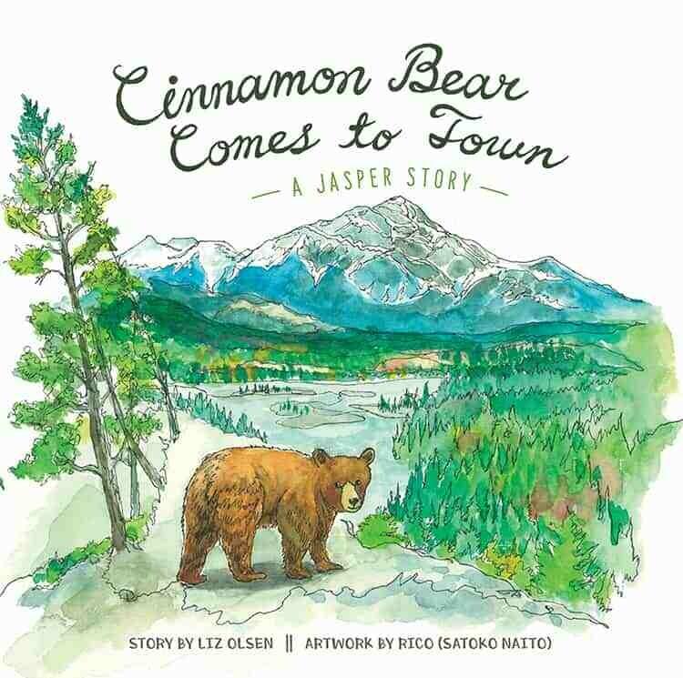 Cinnamon Bear Comes to Town