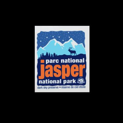 Parks Canada - Signature Dark Sky Preserve Decal