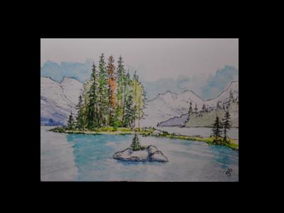 Spirit Island Art Card