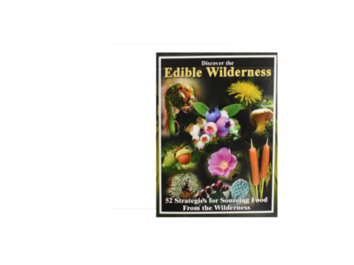 Edible Wilderness Playing Cards