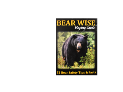 Bear Wise Playing Cards