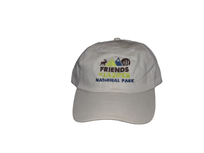 Friends of Jasper Logo Hat - Beige