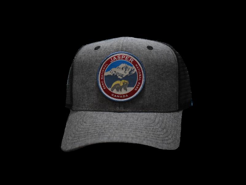 Centennial Logo Hat - Charcoal Grey