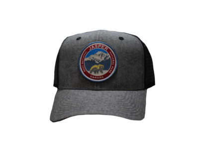 Centennial Logo Hat - Charcoal Grey