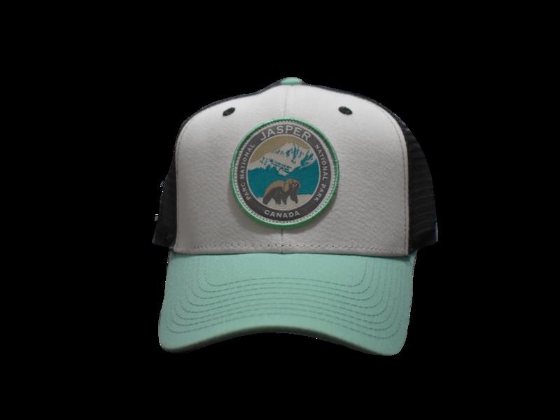 Centennial Logo Hat - Mint Green