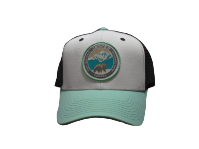 Centennial Logo Hat - Mint Green