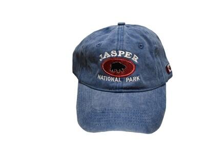 Jasper National Park Denim Hat