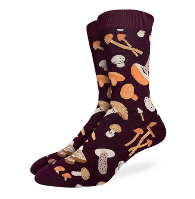 Socks - Mushrooms