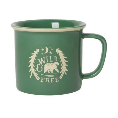 Mug - Wild & Free
