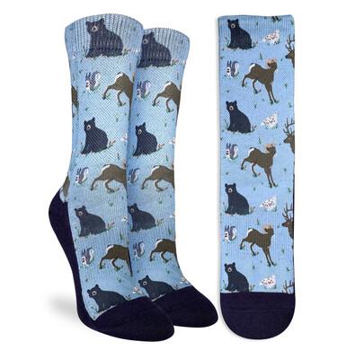 Socks - Mountain Animals
