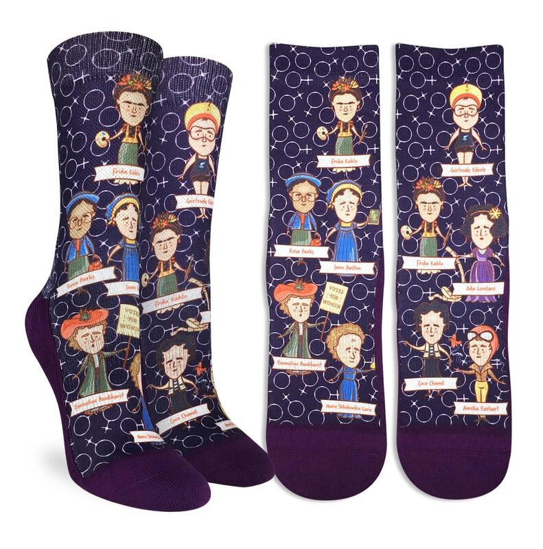 Socks - Great Women in History