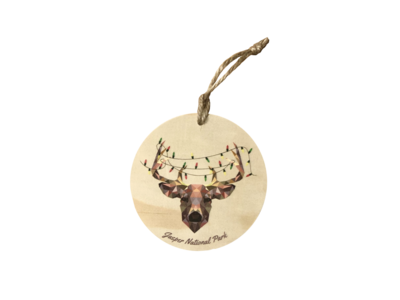 Ornament - Holiday Deer