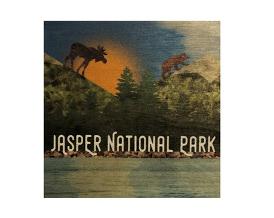 Coaster - Jasper National Park