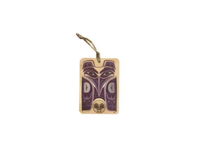 Ornament - Haida Raven