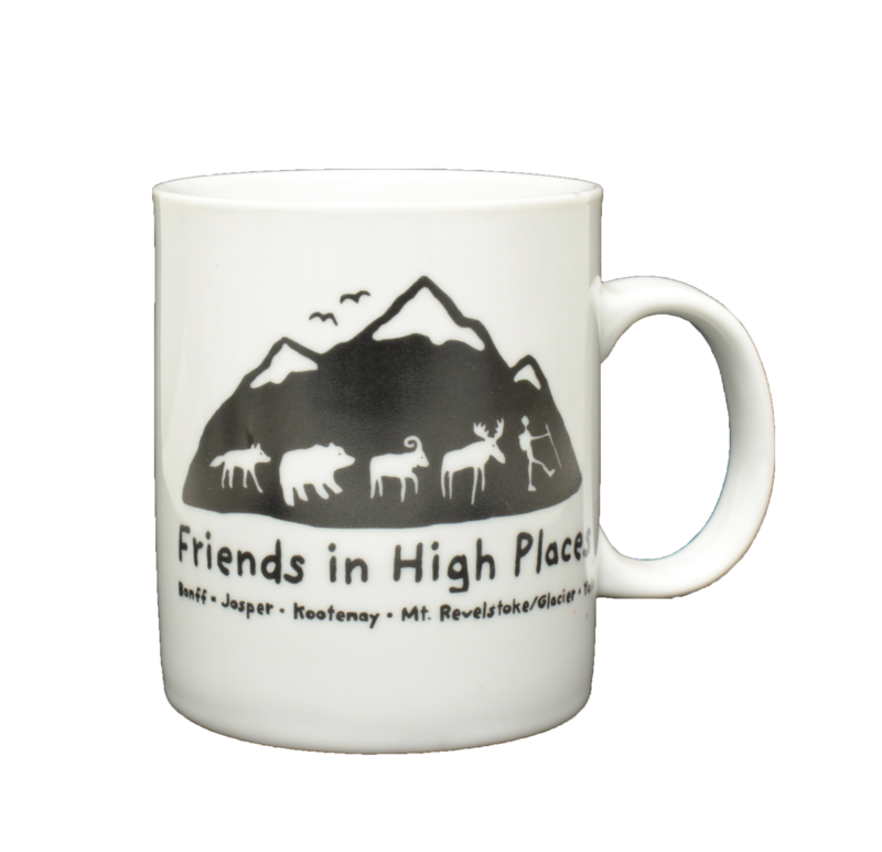 Mug - Friends in High Places