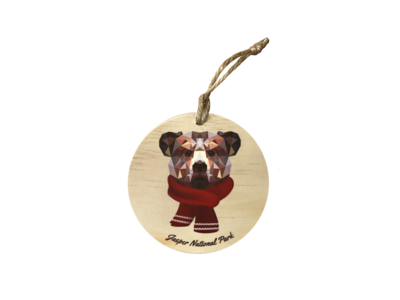 Ornament - Holiday Bear