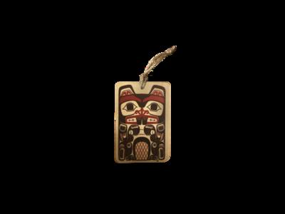 Ornament - Haida Beaver