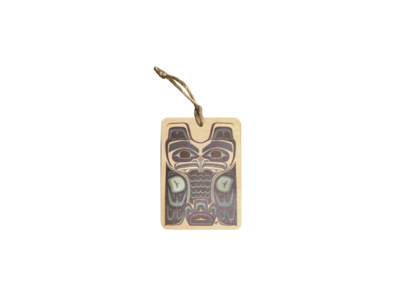Ornament - Haida Eagle