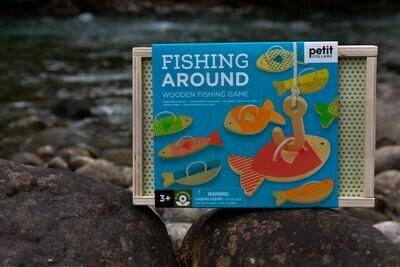 Fishing Around Game
