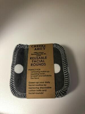 Reusable Facial Rounds - Neutrals