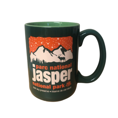 Parks Canada - Signature Dark Sky Preserve Mug