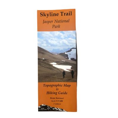 Skyline Trail Map & Hiking Guide