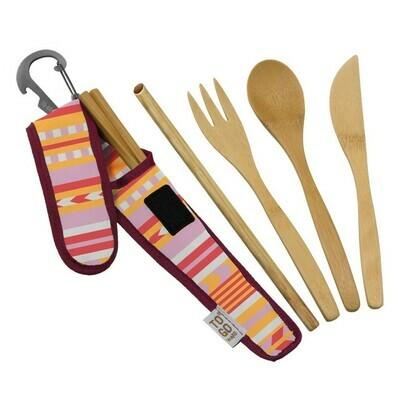 To-Go Ware - Reusable Bamboo Utensil Kit