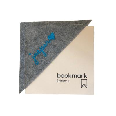Bookmark - Jasper Heart