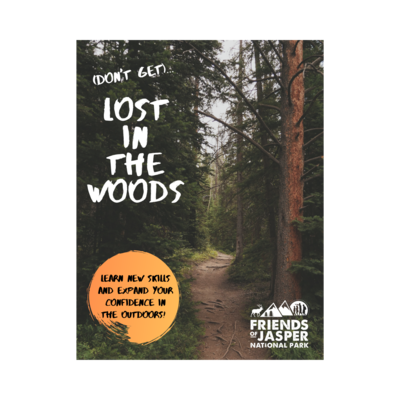 Lost in the Woods Activity Booklet